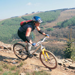 Afan Forest and Bike Park Wales