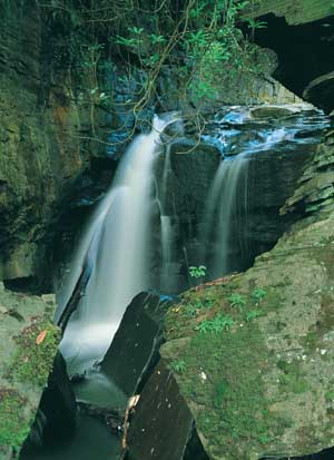 Waterfall Country - Aberdulais Falls