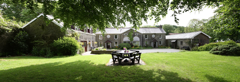Swansea Valley Self Catering Holiday Cottages in South Wales